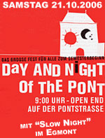 Day and Night of the Pont