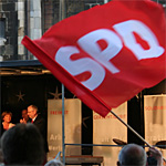 SPD- Wahlparty